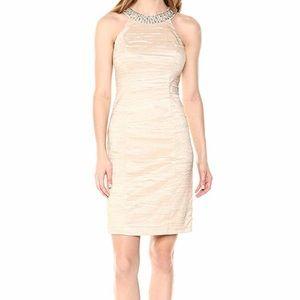🆕 Formal Beige Dress Eliza J